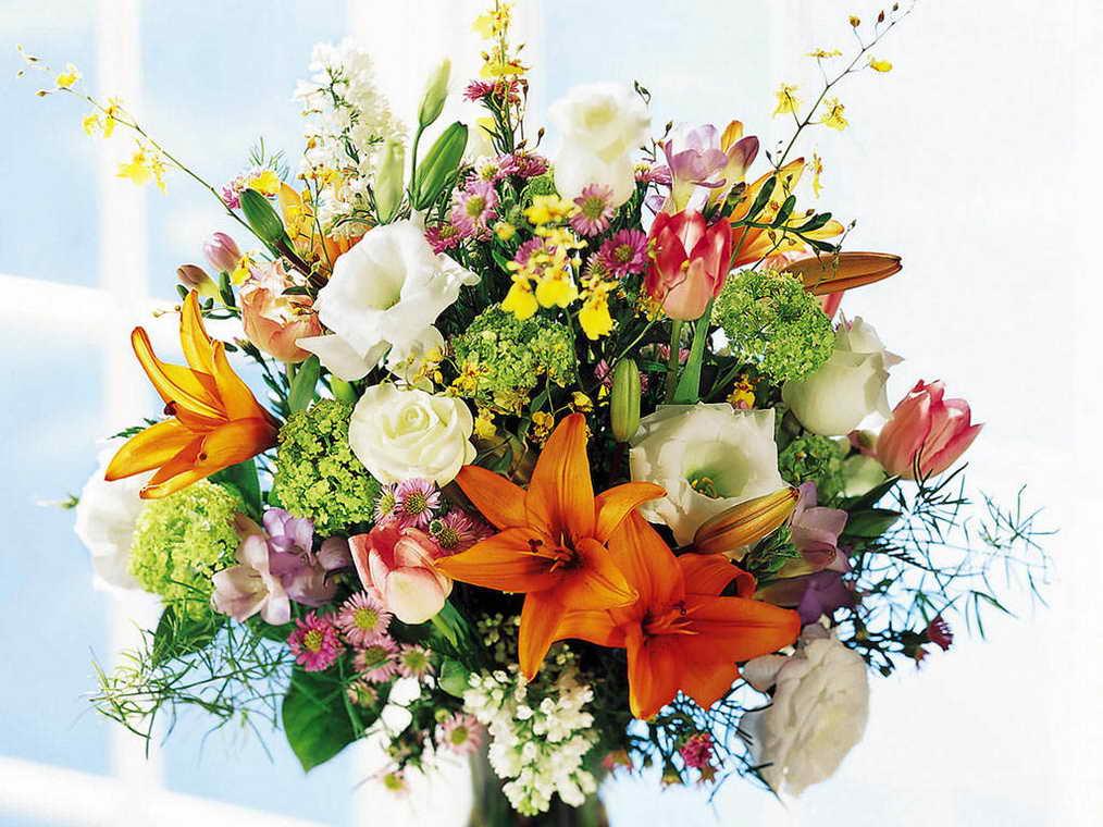 Цветы букеты 150 0