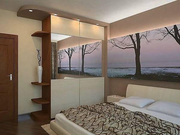 Ремонт комнаты в хрущевке своими руками фото
